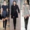 Вибір зимових жіночих чобітків