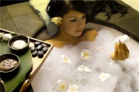 ванна для тіла, домашні ванни для тіла, домашні рецепти ванн, ванна