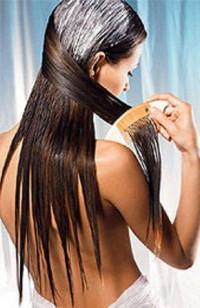 догляд за прямим волоссям, догляд за волоссям