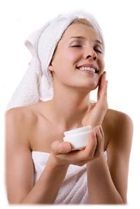 Догляд за шкірою обличчя, зволоження