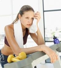 Тренування та схуднення