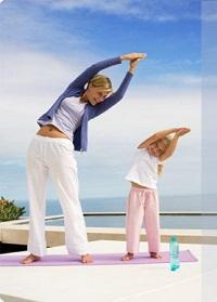 Post image for Детский фитнес – первый шаг к тому, чтобы ребенок из виртуального мира вернулся в реальный.