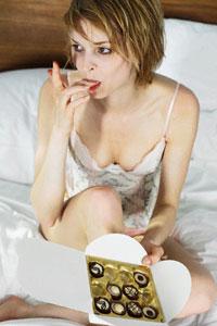 """Post image for Одиночество и лишний вес, или почему не стоит """"заедать"""" проблемы шоколадом"""