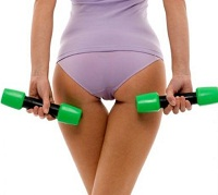Вправи для сідниць та стегон