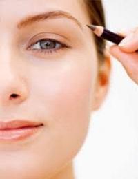 як фарбувати очі