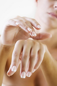 Крем для рук з гліцерином