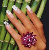 Гелеве нарощування нігтів