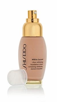 Тональний крем Shiseido White Lucent