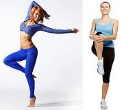 фітнес упражнения
