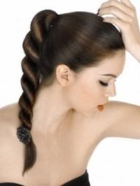 швидкі зачіски на довге волосся