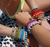 Post image for Чан Лу украшения на шею: колье с камнями женские, бусы