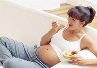 Как не располнеть во время беременности