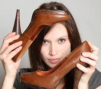 Зберігання та догляд за взуттям