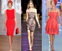 Модні коктейльні сукні