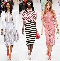 Модные тенденции грядущего лета