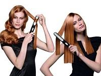 Post image for Утюжки для волос: шелковая гладь вместо задорных кудряшек