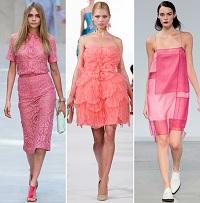 Модні тенденції весна -літо 2014