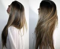 Содовый раствор для волос