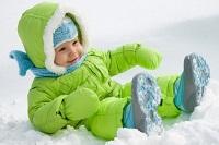 Як вибрати дитяче взуття на зиму