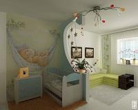 Post image for Плануємо дитячу кімнату
